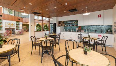 Inside The Residences at Brownesholme